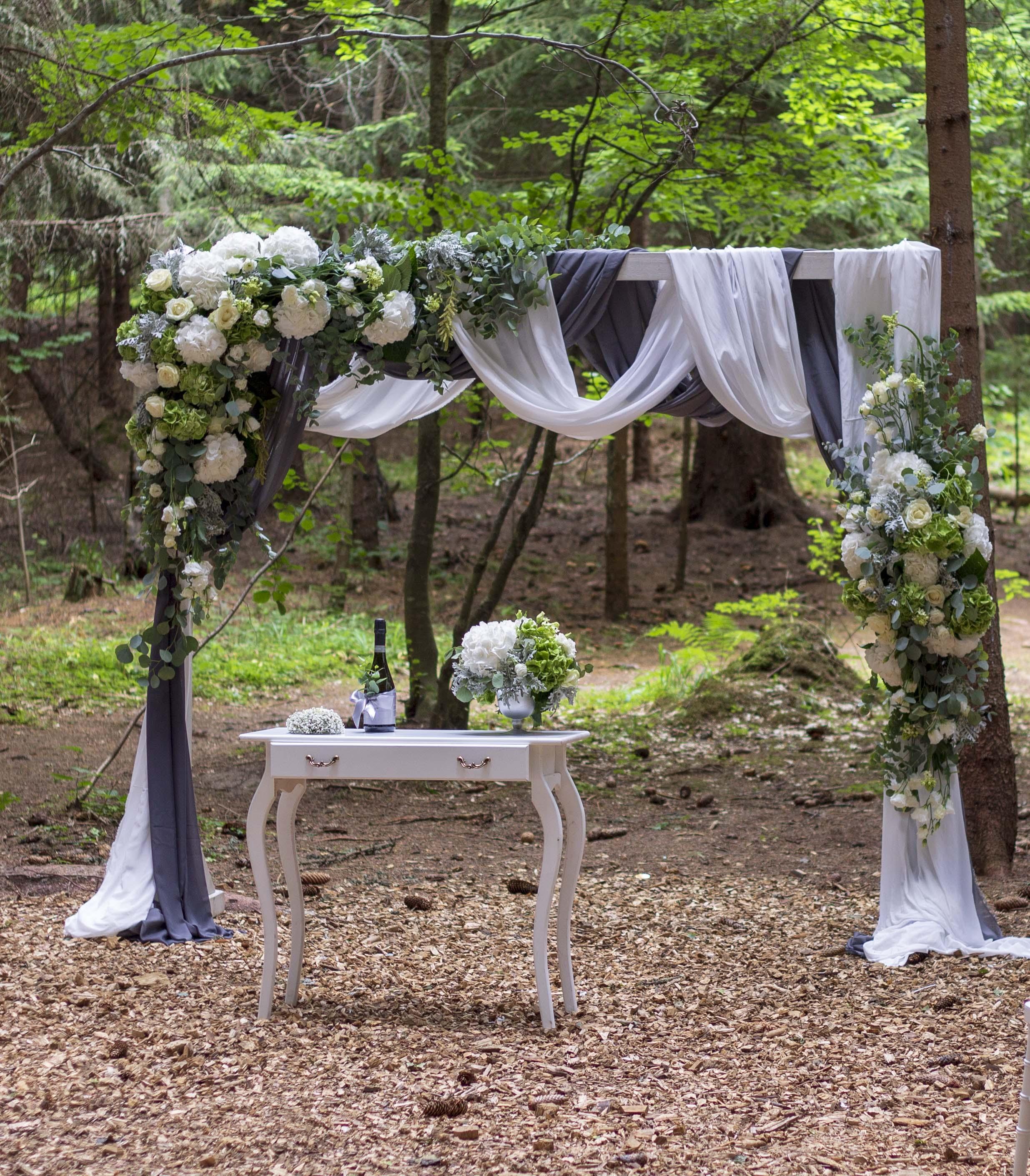 сватбена–декорация-мак–арка
